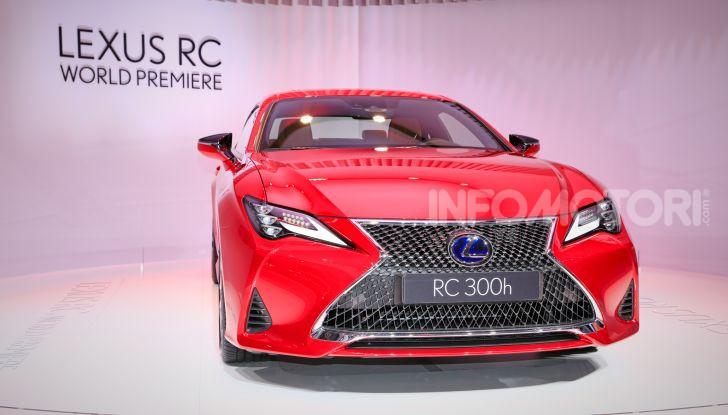 Lexus RC 2019, la Coupé di lusso ad alte prestazioni - Foto 7 di 26