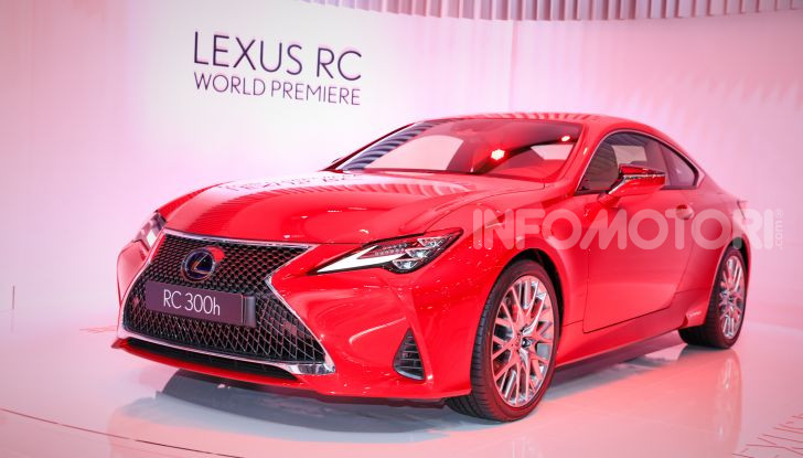 Lexus RC 2019, la Coupé di lusso ad alte prestazioni - Foto 12 di 26