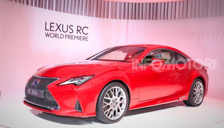 Lexus RC 2019, la Coupé di lusso ad alte prestazioni - Foto 1 di 26