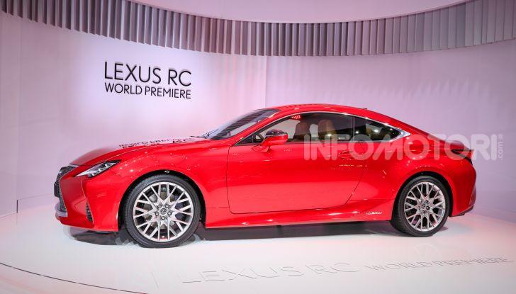 Lexus RC 2019, la Coupé di lusso ad alte prestazioni - Foto 13 di 26