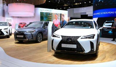 Lexus UX 2018, il crossover cittadino del marchio nipponico