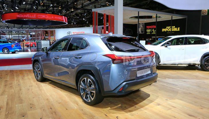 Lexus UX 2018, il crossover cittadino del marchio nipponico - Foto 7 di 13