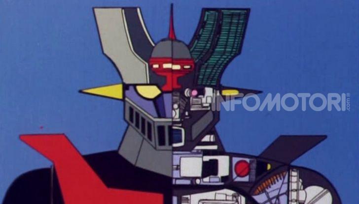 Elon Musk pronto a costruire Ufo Robot Goldrake? - Foto 7 di 11