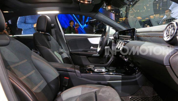 Nuova Mercedes Classe A Berlina 2018: Informazioni, motori e caratteristiche - Foto 10 di 11