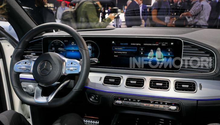 Mercedes-Benz GLE 2019: nuovi motori, tecnologia di riferimento e comfort superlativo - Foto 3 di 24