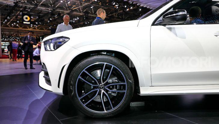 Mercedes-Benz GLE 2019: nuovi motori, tecnologia di riferimento e comfort superlativo - Foto 4 di 24