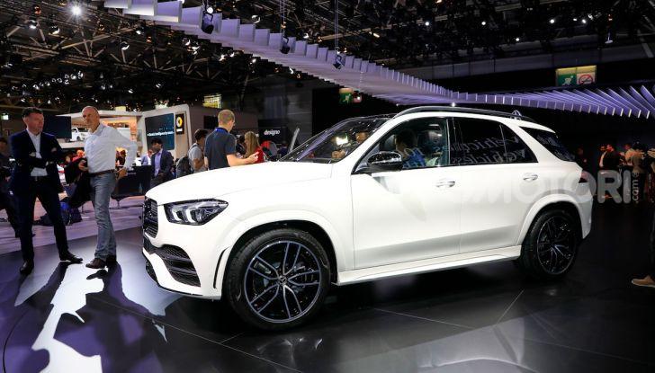 Mercedes-Benz GLE 2019: nuovi motori, tecnologia di riferimento e comfort superlativo - Foto 10 di 24