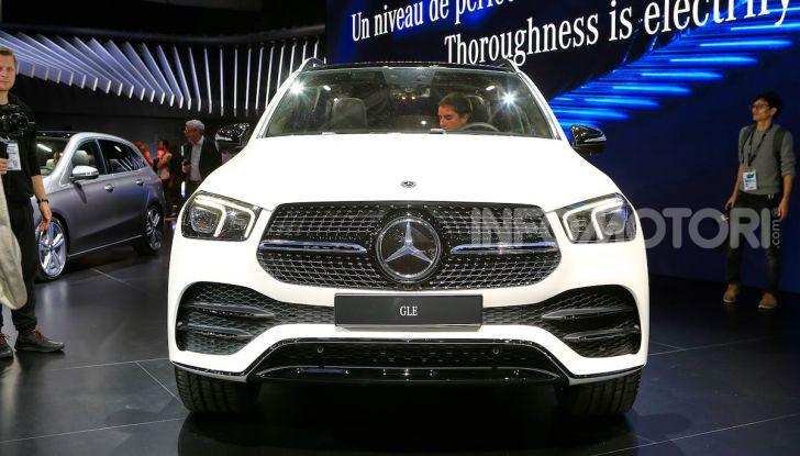 Mercedes-Benz GLE 2019: nuovi motori, tecnologia di riferimento e comfort superlativo - Foto 13 di 24