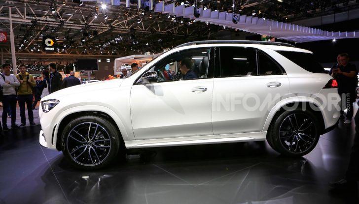 Mercedes-Benz GLE 2019: nuovi motori, tecnologia di riferimento e comfort superlativo - Foto 16 di 24