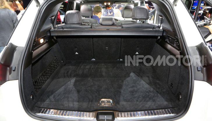 Mercedes-Benz GLE 2019: nuovi motori, tecnologia di riferimento e comfort superlativo - Foto 18 di 24