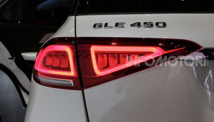 Mercedes-Benz GLE 2019: nuovi motori, tecnologia di riferimento e comfort superlativo - Foto 7 di 24