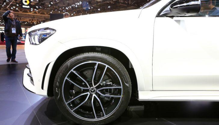 Mercedes-Benz GLE 2019: nuovi motori, tecnologia di riferimento e comfort superlativo - Foto 20 di 24