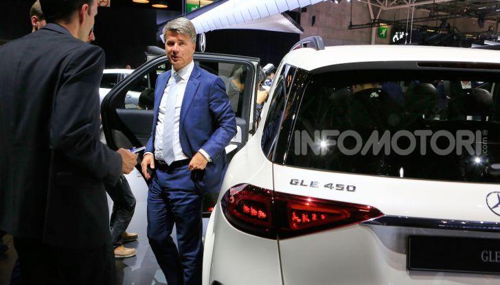 Mercedes-Benz GLE 2019: nuovi motori, tecnologia di riferimento e comfort superlativo - Foto 21 di 24
