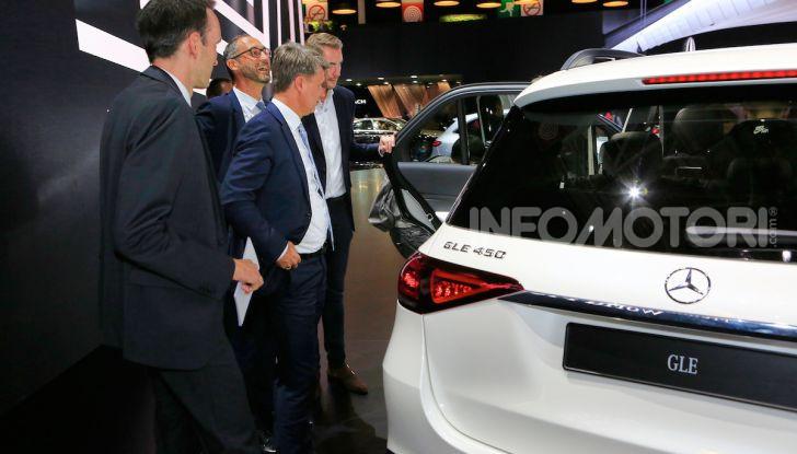 Mercedes-Benz GLE 2019: nuovi motori, tecnologia di riferimento e comfort superlativo - Foto 9 di 24