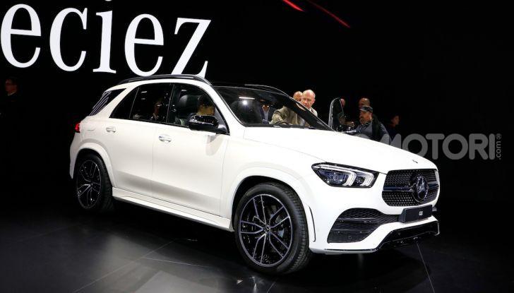 Mercedes-Benz GLE 2019: nuovi motori, tecnologia di riferimento e comfort superlativo - Foto 5 di 24