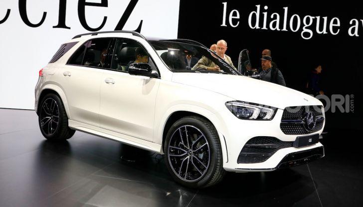 Mercedes-Benz GLE 2019: nuovi motori, tecnologia di riferimento e comfort superlativo - Foto 6 di 24