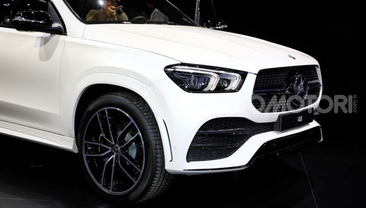 Mercedes-Benz GLE 2019: nuovi motori, tecnologia di riferimento e comfort superlativo - Foto 8 di 24