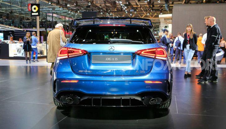 Nuova Mercedes-AMG A 35 4MATIC - Foto 11 di 19