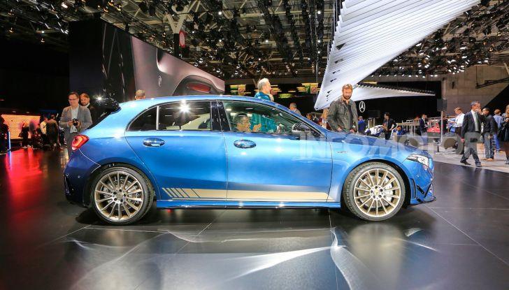 Nuova Mercedes-AMG A 35 4MATIC - Foto 13 di 19