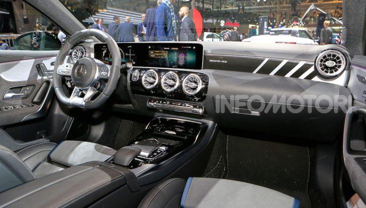 Nuova Mercedes-AMG A 35 4MATIC - Foto 16 di 19