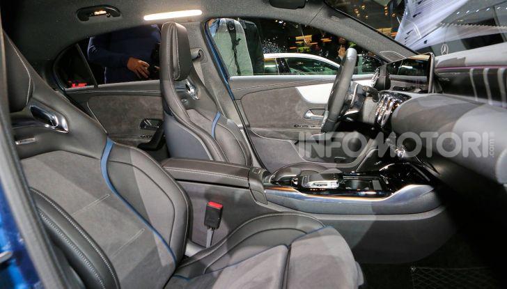Nuova Mercedes-AMG A 35 4MATIC - Foto 18 di 19