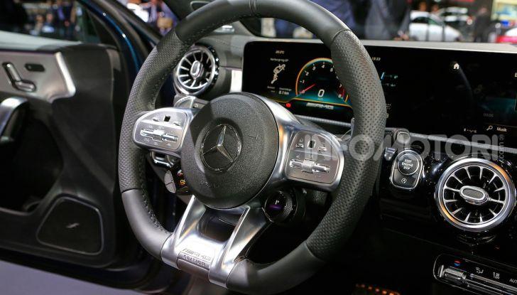 Nuova Mercedes-AMG A 35 4MATIC - Foto 19 di 19