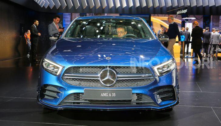 Nuova Mercedes-AMG A 35 4MATIC - Foto 2 di 19