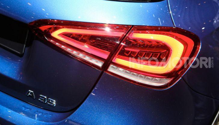 Nuova Mercedes-AMG A 35 4MATIC - Foto 17 di 19