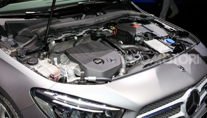 Mercedes Classe B 2019: più sportiva e tecnologica, ancora accogliente - Foto 6 di 20