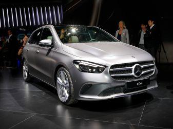 Mercedes Classe B 2019: più sportiva e tecnologica, ancora accogliente