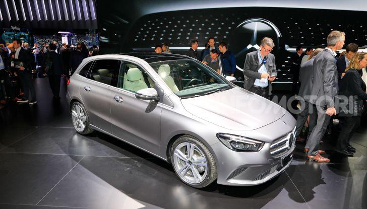 Mercedes Classe B 2019: più sportiva e tecnologica, ancora accogliente - Foto 20 di 20