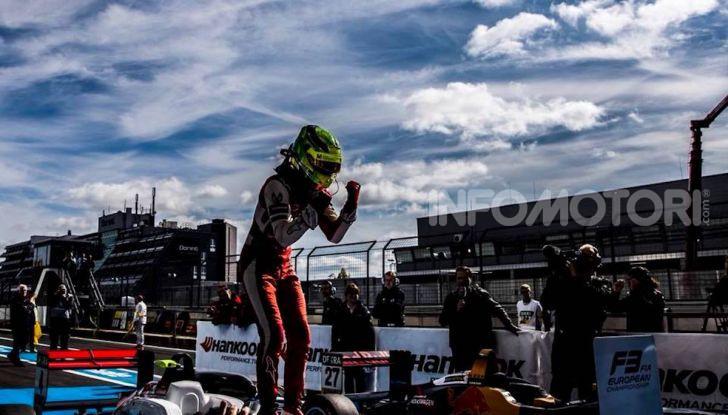 Nel nome del padre: Mick Schumacher è Campione di Formula 3 - Foto 6 di 28