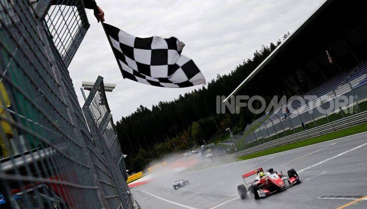 Nel nome del padre: Mick Schumacher è Campione di Formula 3 - Foto 2 di 28