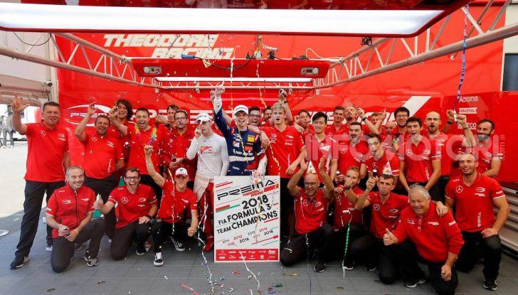 Nel nome del padre: Mick Schumacher è Campione di Formula 3 - Foto 5 di 28