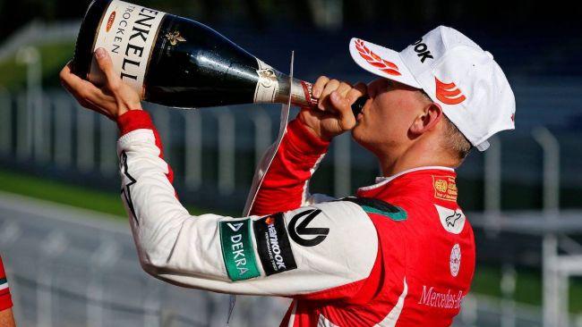 Nel nome del padre: Mick Schumacher è Campione di Formula 3