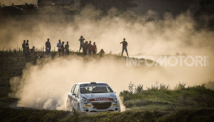 Peugeot Competition TOP 208: Ciuffi nuovo leader, ma il campione si decidera' a Verona - Foto 10 di 11