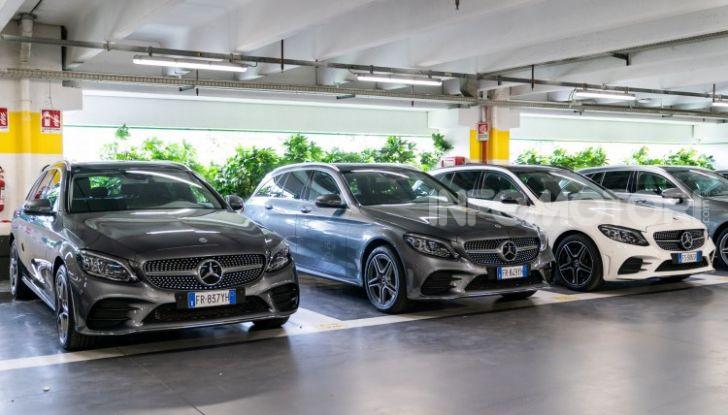 Nuova Mercedes Classe C prova su strada e dati tecnici - Foto 2 di 12