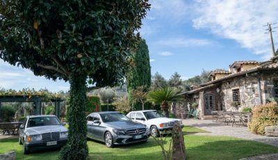 Nuova Mercedes Classe C prova su strada e dati tecnici