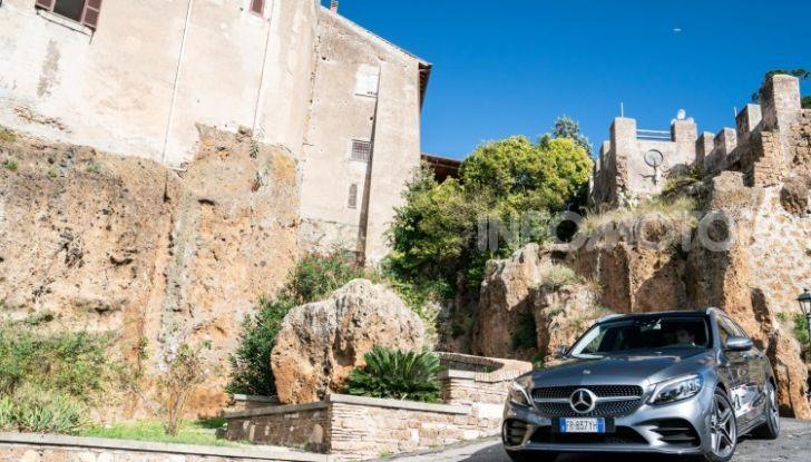 Nuova Mercedes Classe C prova su strada e dati tecnici - Foto 4 di 12