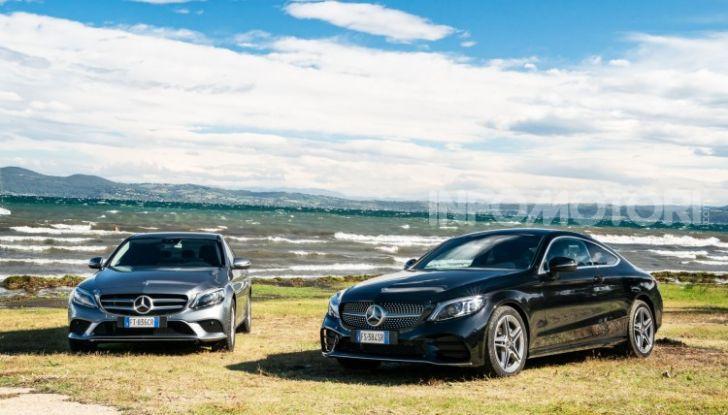 Nuova Mercedes Classe C prova su strada e dati tecnici - Foto 6 di 12