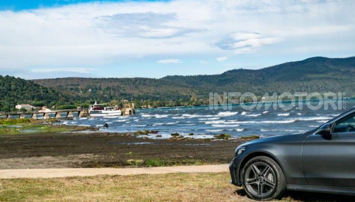 Nuova Mercedes Classe C prova su strada e dati tecnici - Foto 7 di 12