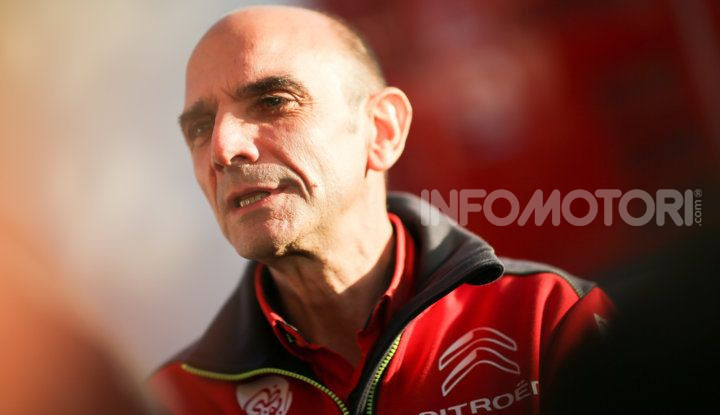 Pierre Budar commenta il ritorno di Ogier con Citroën nel 2019 - Foto  di