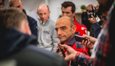 WRC Gran Bretagna 2018: l'intervista a Pierre Budar a fine gara