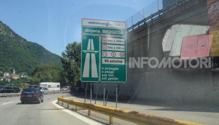 Elude il pedaggio autostradale per 167 volte: condannato a 4 mesi di reclusione - Foto 6 di 7