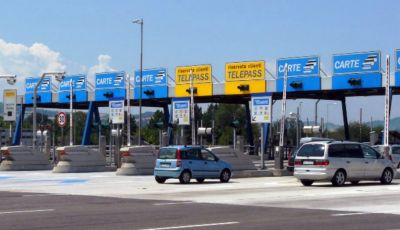 Elude il pedaggio autostradale per 167 volte: condannato a 4 mesi di reclusione