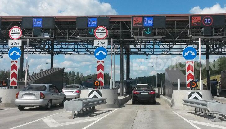 Elude il pedaggio autostradale per 167 volte: condannato a 4 mesi di reclusione - Foto 7 di 7