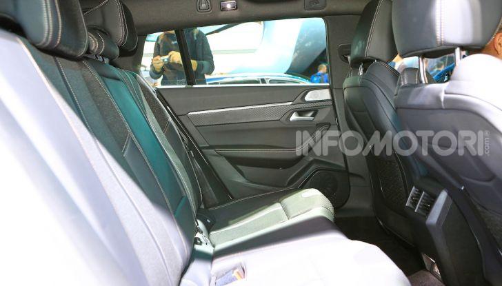 Nuova Peugeot 508 SW, la rinnovata station wagon di segmento D - Foto 10 di 12