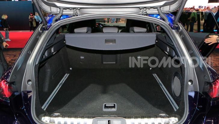 Nuova Peugeot 508 SW, la rinnovata station wagon di segmento D - Foto 7 di 12