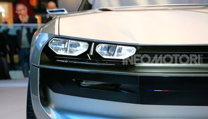 Peugeot e-Legend Concept, l'elettrica a guida autonoma del futuro - Foto 11 di 16