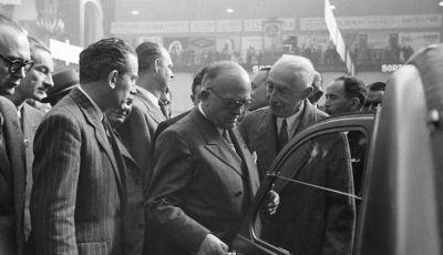 3 ottobre 1948: la presentazione della Citroën 2CV al Salone di Parigi